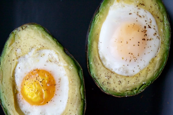 avocado egg 1